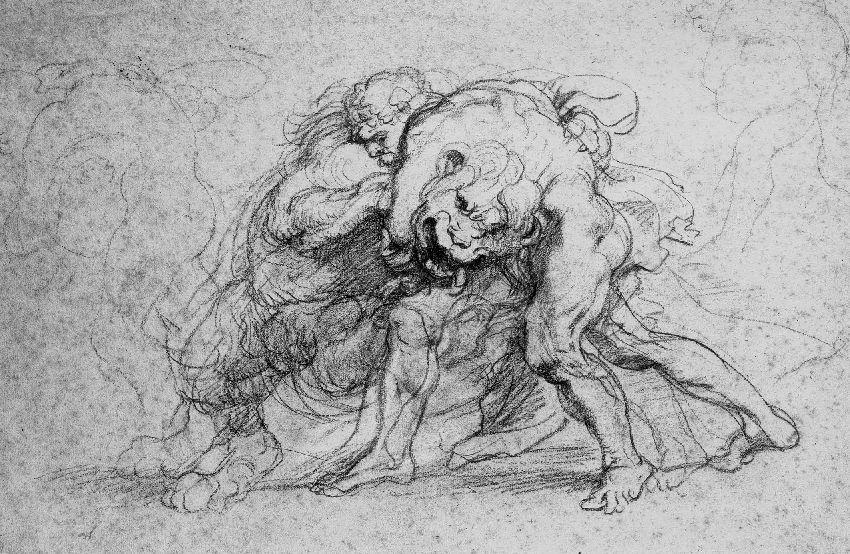 De leeuw van Nemea